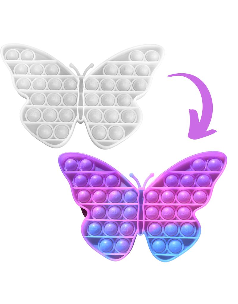 Color Changing Butterfly Pop Fidget