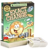 Continuum Games Exact Change