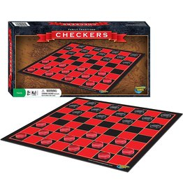 Continuum Games Family Traditions Checkers