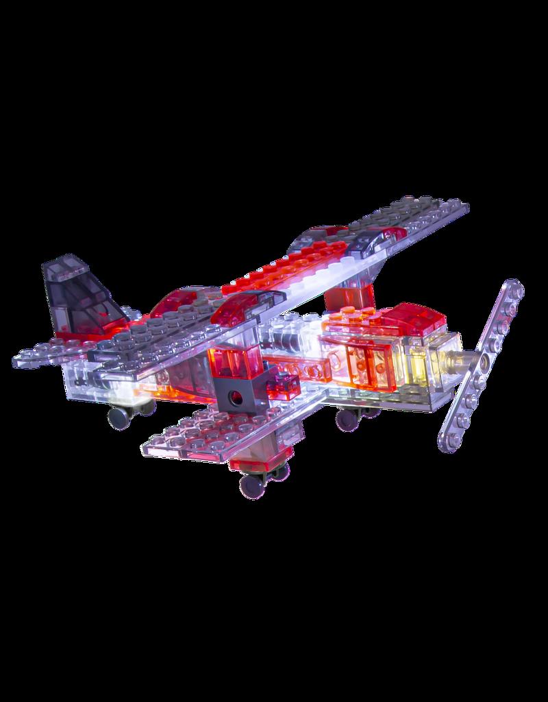 Laser Pegs 5 in 1 Sparhawk Laser Pegs
