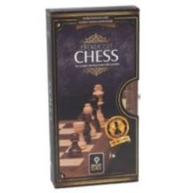 Heebie Jeebies Wood Chess (folding)