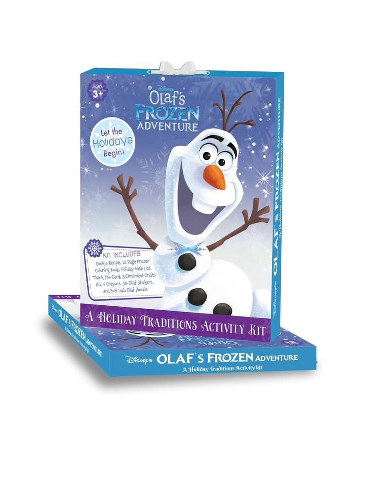 The Magical Tales Frozen; A Holiday Traditions Activity kit