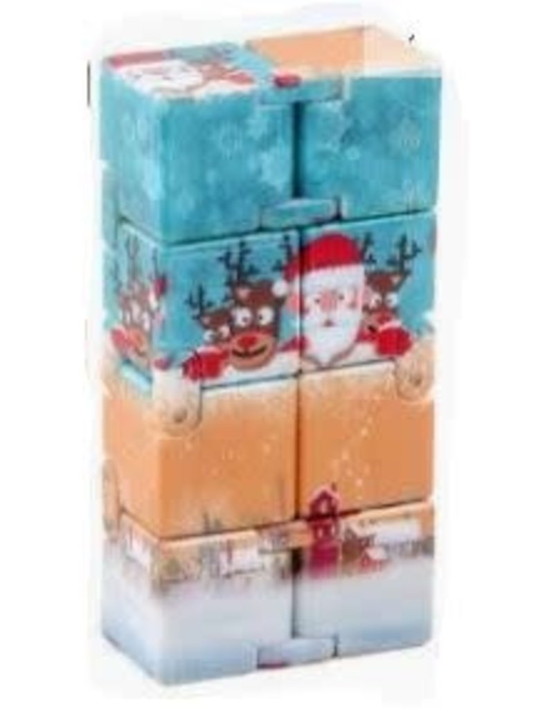 Christmas Infinity Cube