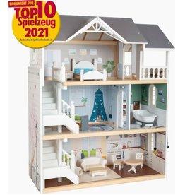 Legler Iconic Doll House Playset