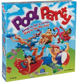 Blue Orange Pool Party Game