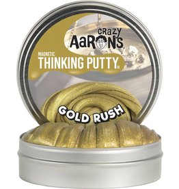 Crazy Aaron Gold Rush Magnetic Putty