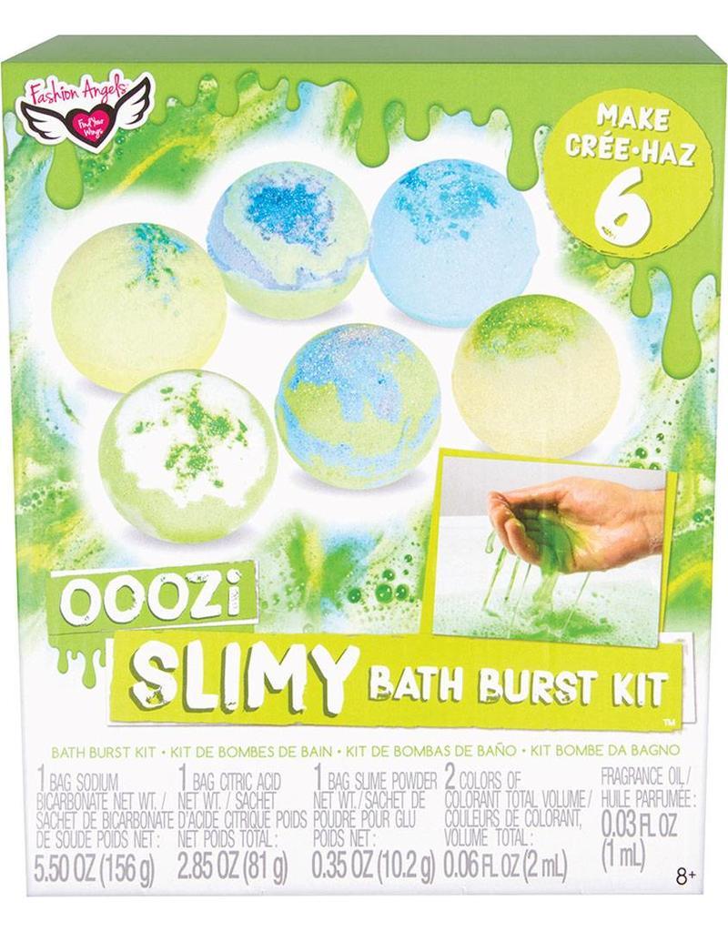OOOZi Slimy Bath Burst Kit