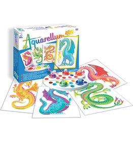Scentco Aquarellum Jr Dragons