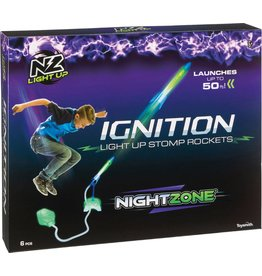 NZ - Ignition Light Up Stomp Rocket