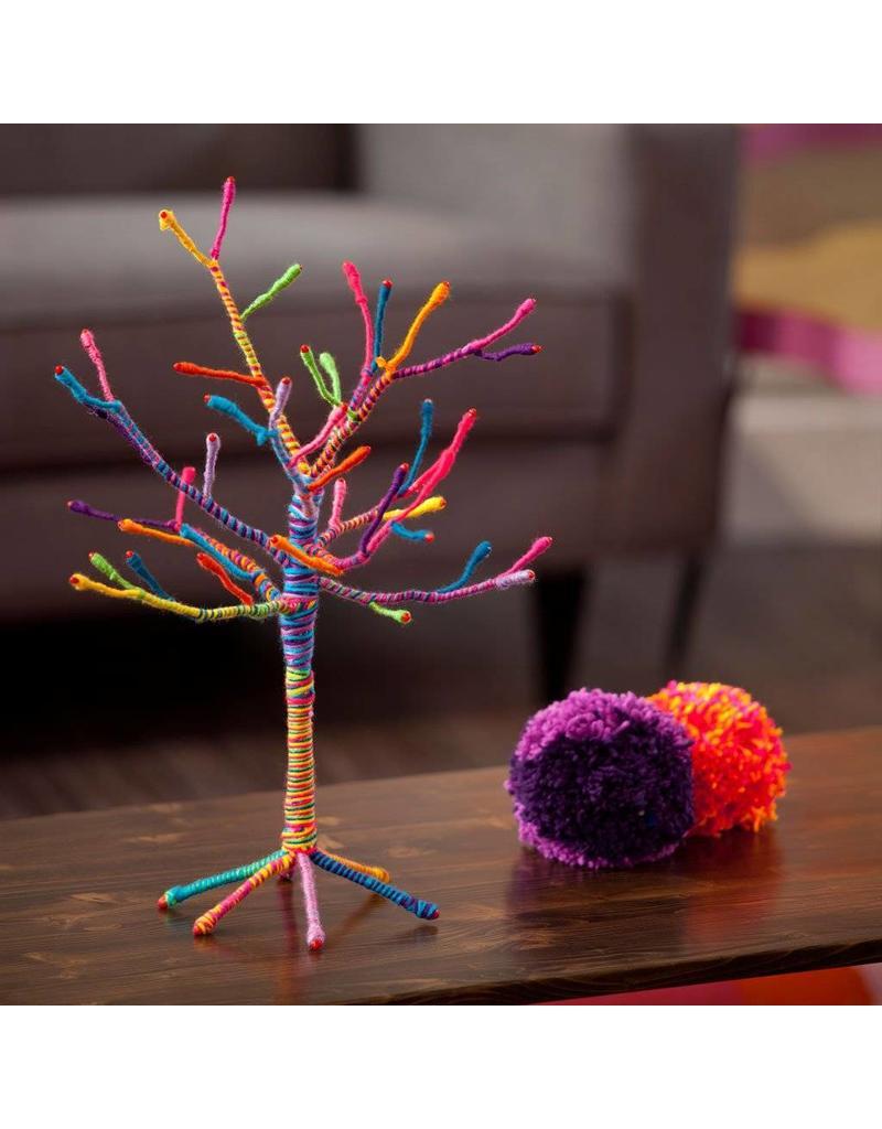 Ann Williams Yarn Tree
