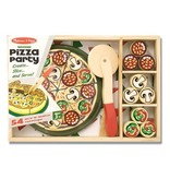 Melissa and Doug Pizza Party Set