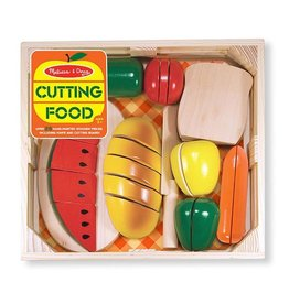 Melissa and Doug Cutting Food Box