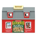 Melissa and Doug Fold & Go Mini Barn