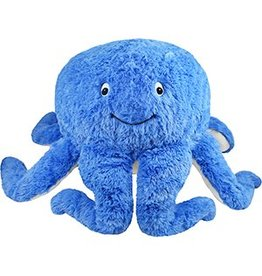 Squishables Blue Octopus Squishable