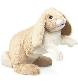 Folkmanis Floppy Bunny Rabbit Puppet