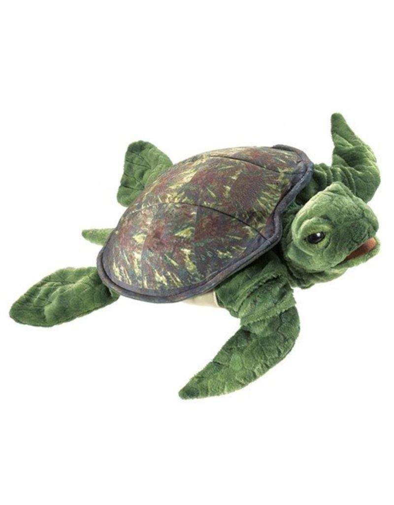 Folkmanis Sea Turtle Puppet