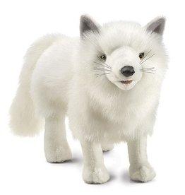 Folkmanis Arctic Fox Puppet