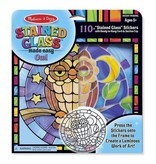 Melissa and Doug Stained Glass Owl