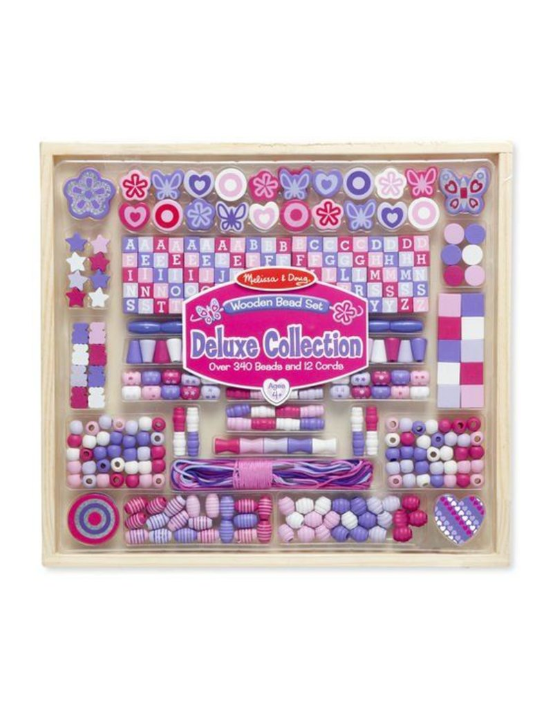 Melissa and Doug Sparkle & Shimmer Beads