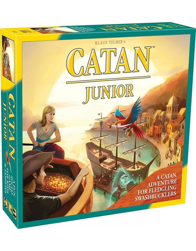 catan junior Catan Jr