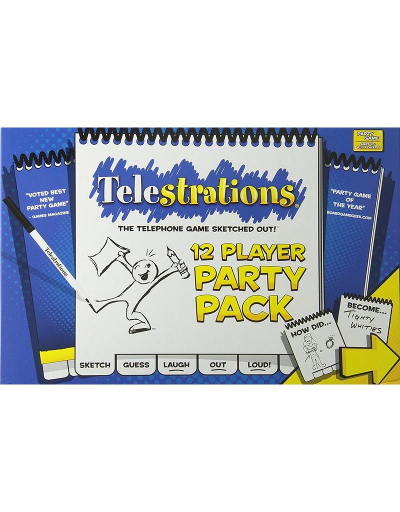 USAoploy Telestrations Party
