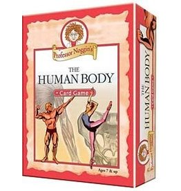 Outset Media Prof. Noggin's Human Body