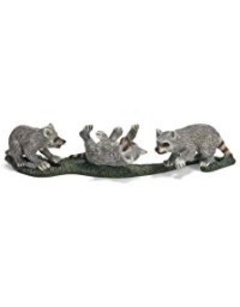 Schleich Raccoon Cubs