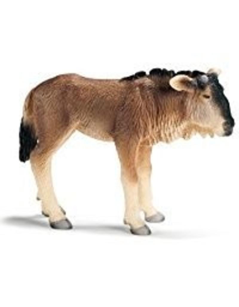 Schleich Gnu Calf