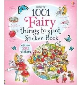 Educational Dev 1001 Fairy Sticker Book