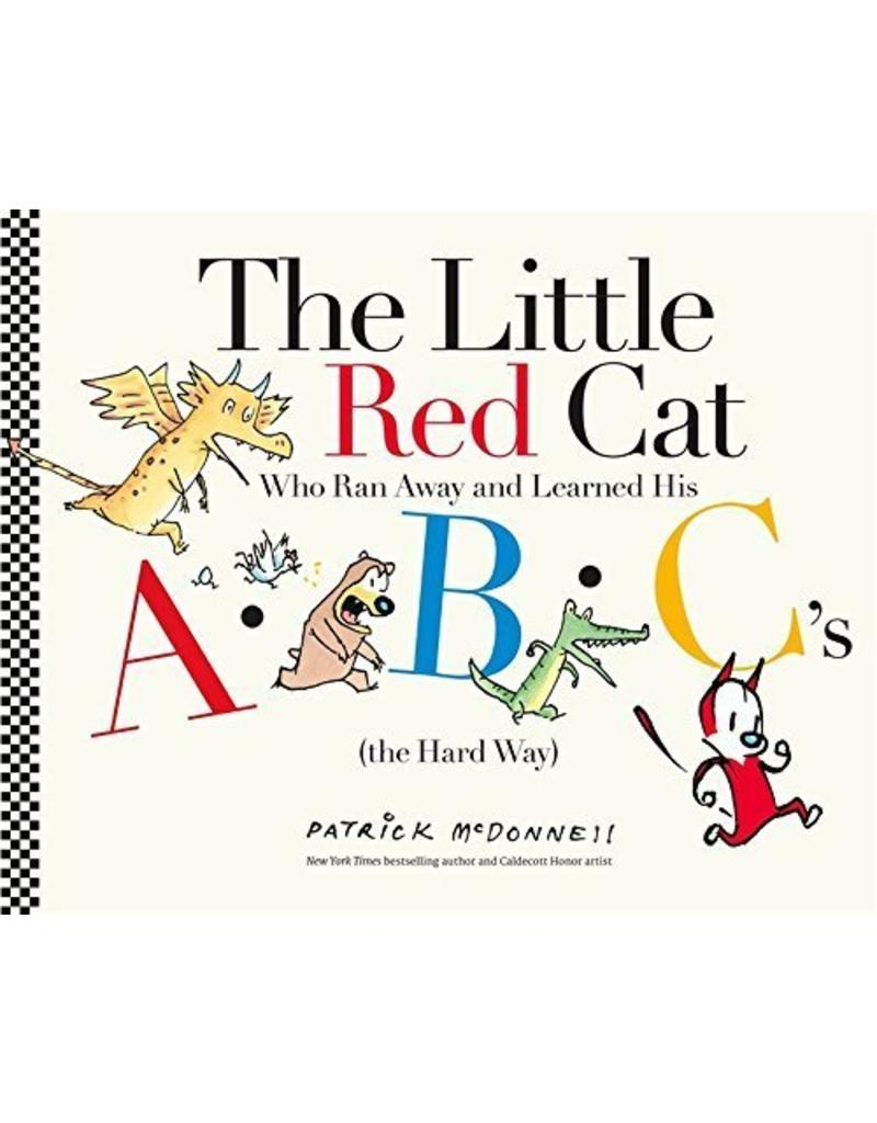 The Little Red Cat.....