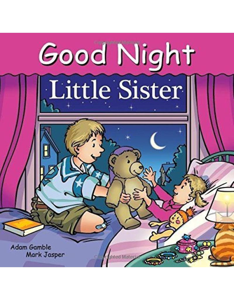 Good Night Little Sister Castle Toys And Games Llc