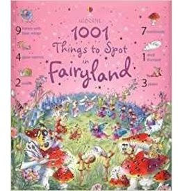 Educational Dev 1001 Things to Spot Fairyland