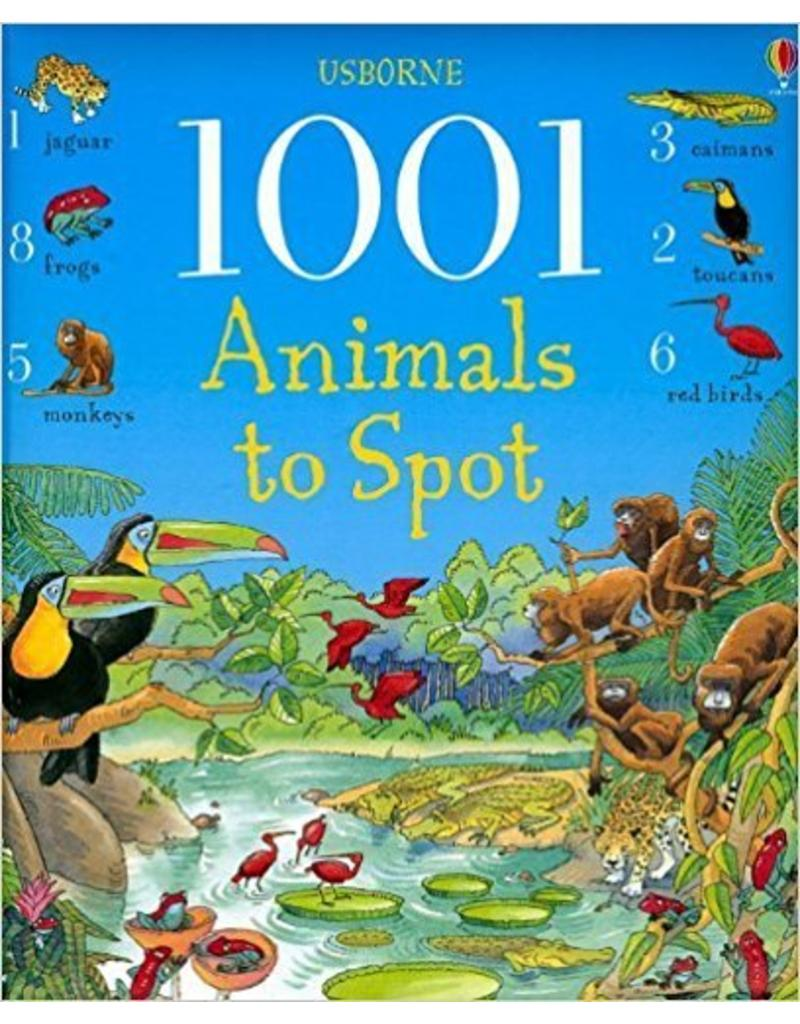 Educational Dev 1001 Animals to Spot