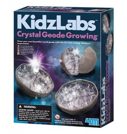 Toysmith Crystal Geode Growing