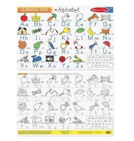Melissa and Doug Alphabet Write-a-Mat