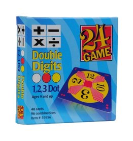 Suntex 24 Game - Double Digits
