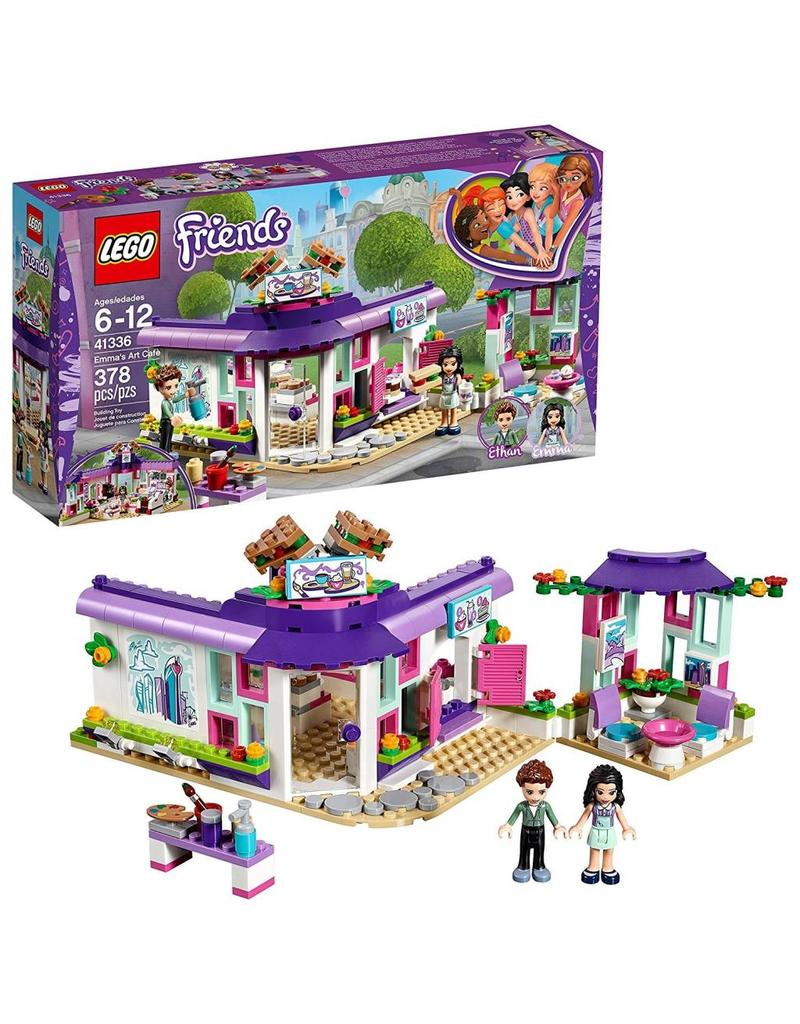 Lego Friends Emma's Art Cafe