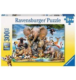 Ravensburger African Friends 300 pc