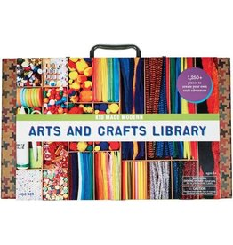 Kids Made Modern Arts and Crafts Library