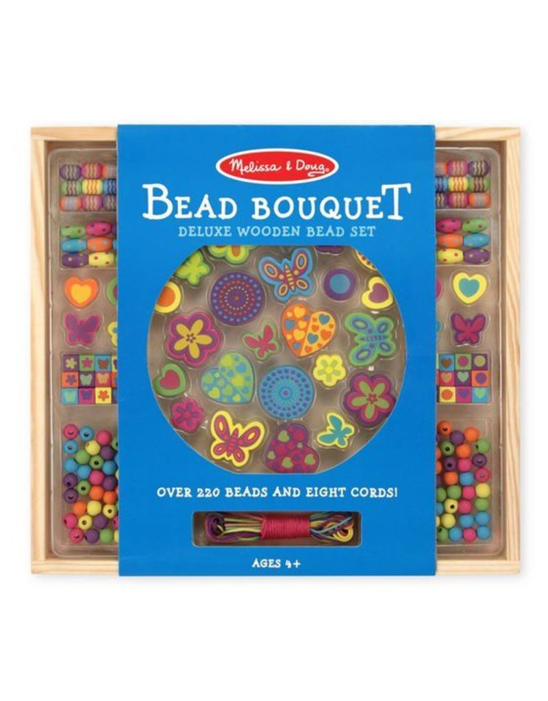 Melissa and Doug Bead Bouquet