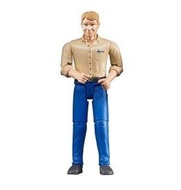 Bruder Bruder Man - Blue Jeans
