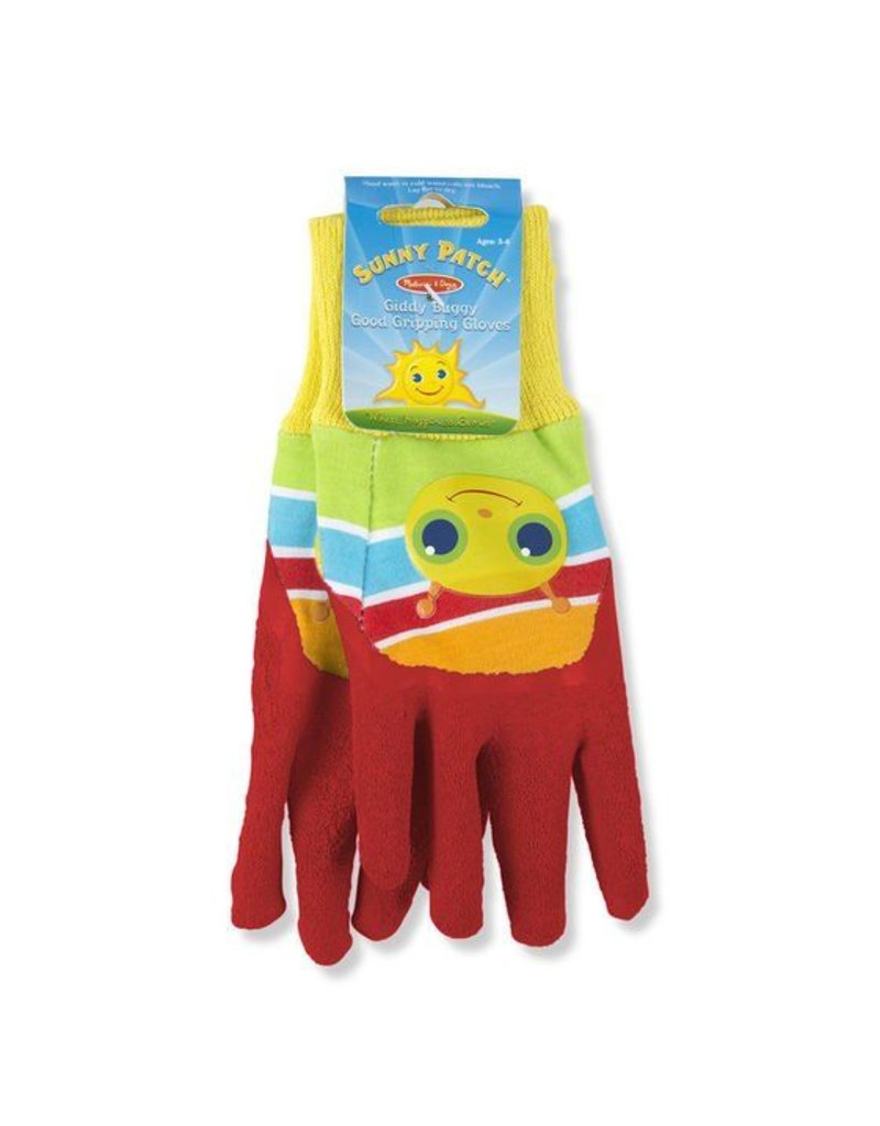 Melissa and Doug Giddy Bug Gripping Gloves