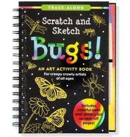 Peter Pauper Scratch & Sketch Bugs