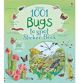 Educational Dev 1001 Bugs Sticker Book
