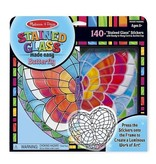 Melissa and Doug Butterfly Stained Glass