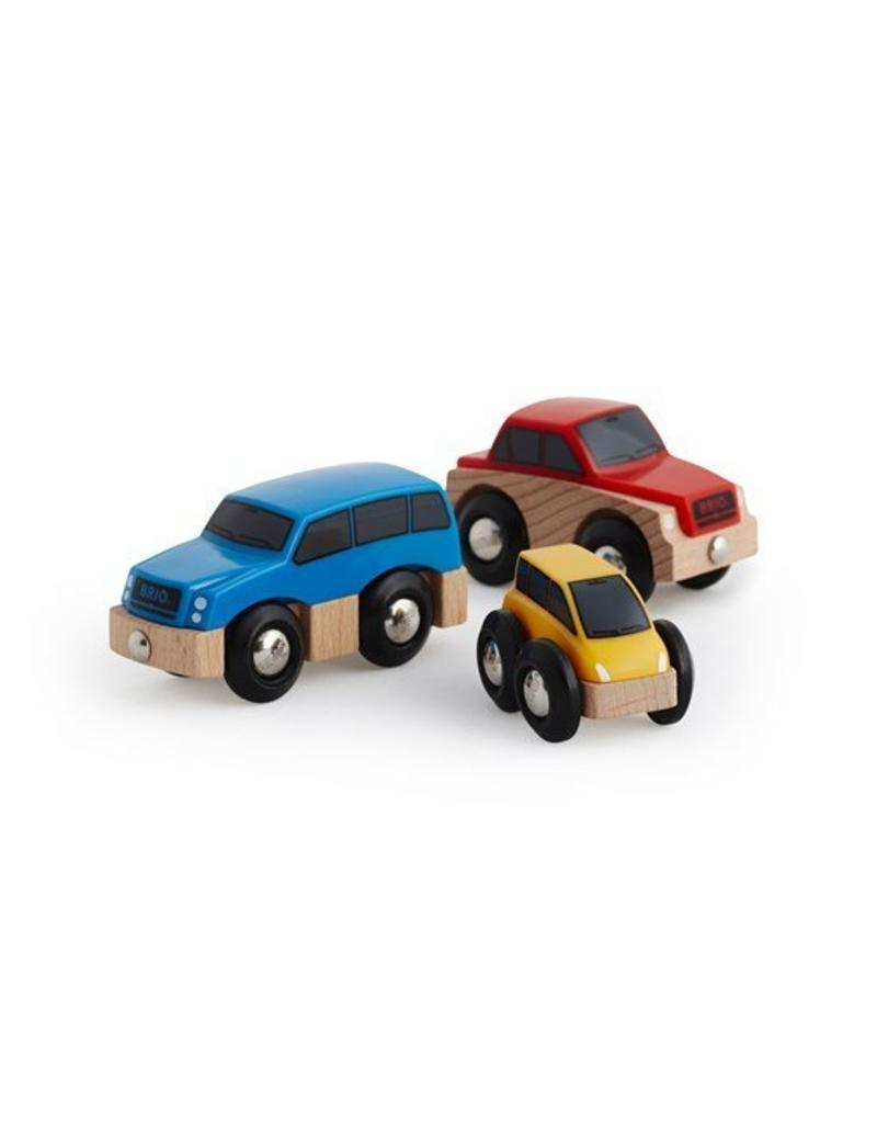 Ravensburger Brio Car Pack