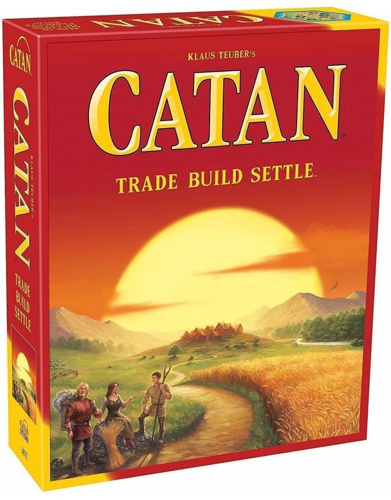 Mayfair Catan