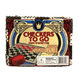 ChannelCraft Mini Checkers Rug