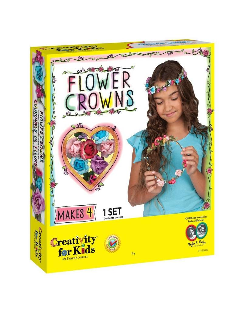 Faber-Castell Flower Crowns