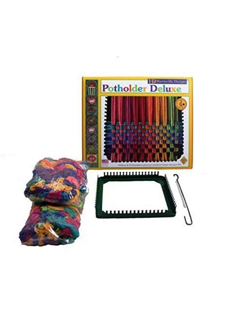 Harris Design Potholder Deluxe
